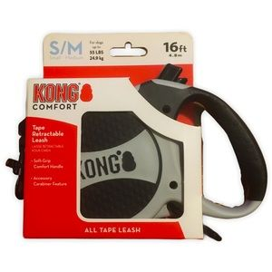 KONG Comfort Tape Leash 16 FT S/M